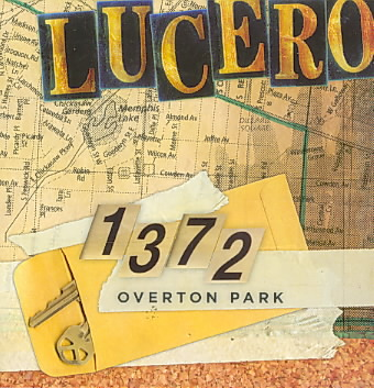 1372 OVERTON PARK BY LUCERO (CD)